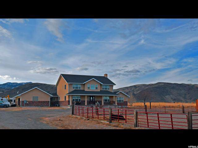 850 W 190 N, Central Valley, UT 84754 (#1651497) :: Big Key Real Estate