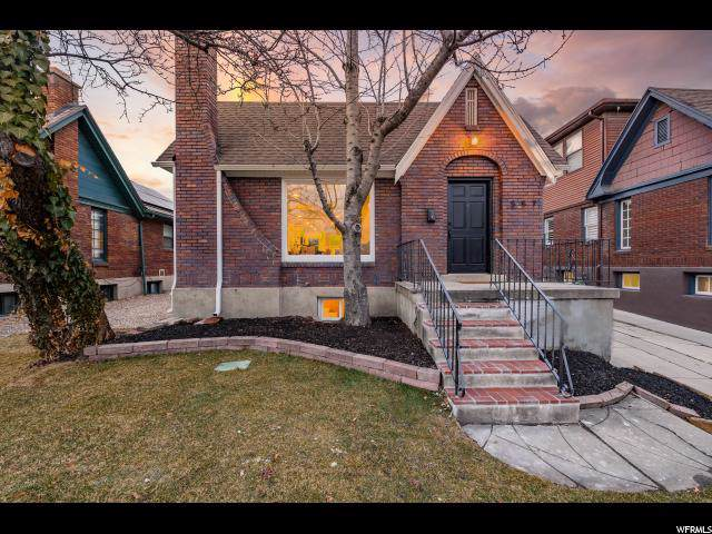 557 E 7TH Ave, Salt Lake City, UT 84103 (#1651506) :: Doxey Real Estate Group