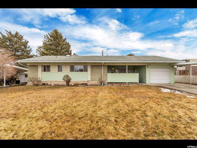 3687 S Manhattan Ct W, West Valley City, UT 84120 (#1651509) :: Colemere Realty Associates