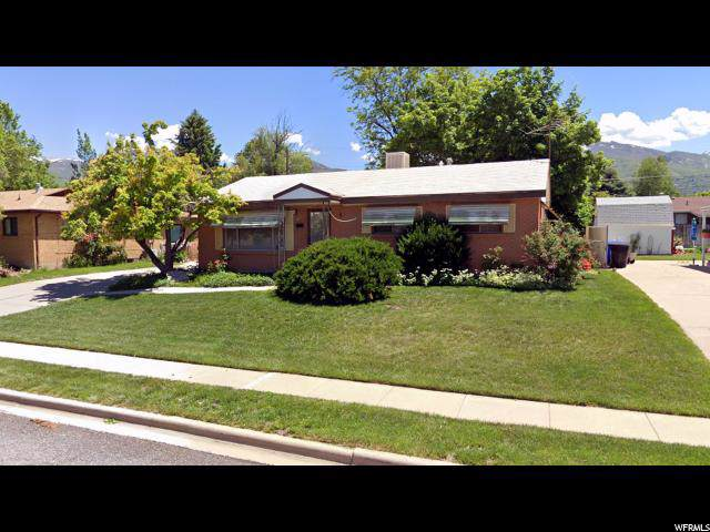 975 S 400 W, Bountiful, UT 84010 (#1651510) :: Exit Realty Success