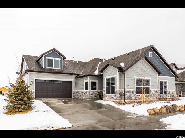 377 E 400 S #4, Kamas, UT 84036 (#1651534) :: Big Key Real Estate
