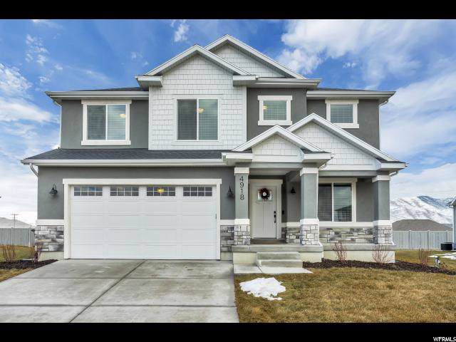 4918 N Mt Waas Dr, Eagle Mountain, UT 84005 (#1651536) :: Red Sign Team