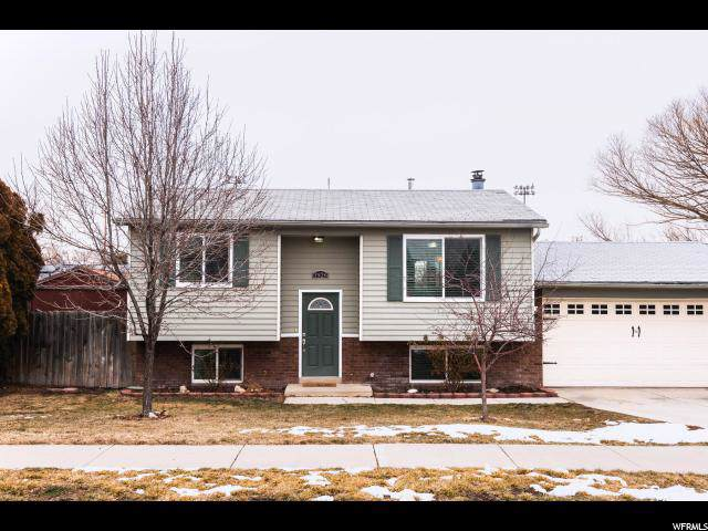 3926 Squire Crest Dr, Taylorsville, UT 84129 (#1651540) :: Red Sign Team
