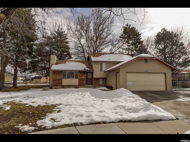 1547 W 1620 N, Clearfield, UT 84015 (#1651541) :: Exit Realty Success