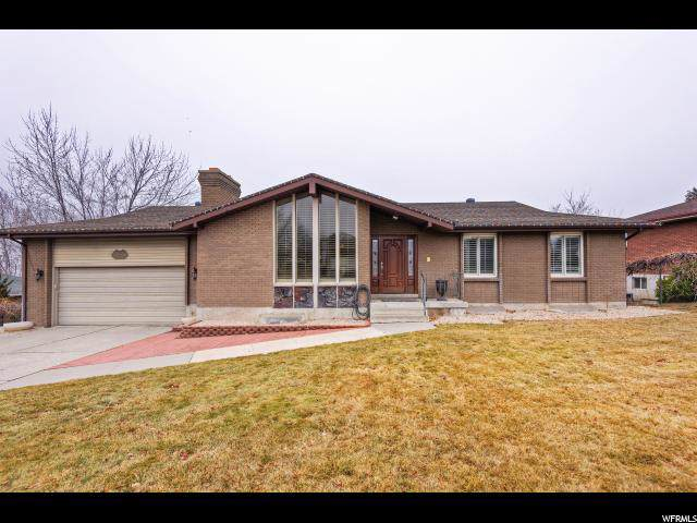 10048 S Petunia Way, Sandy, UT 84092 (#1651542) :: Red Sign Team
