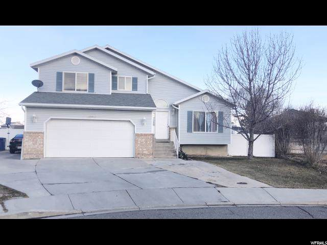 5052 W Teal Vista Cir S, West Valley City, UT 84120 (#1651548) :: Red Sign Team