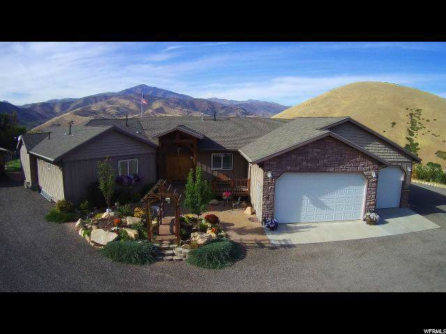 8228 S Lakeside Ln, Wallsburg, UT 84082 (#1651556) :: Exit Realty Success