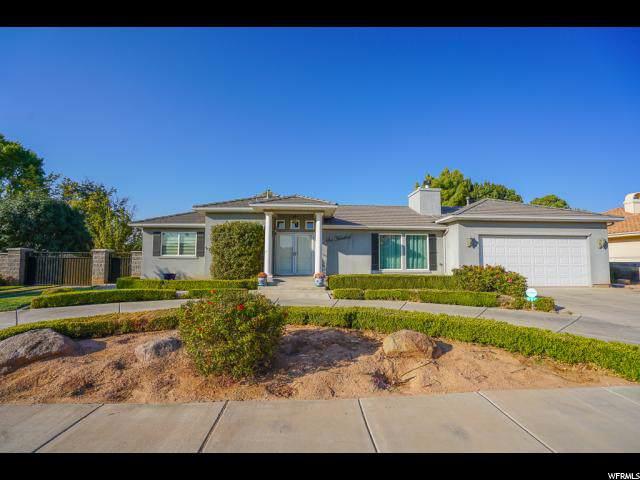 600 W Los Alamitos, St. George, UT 84790 (#1651557) :: Big Key Real Estate