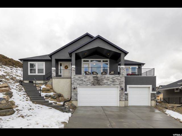7147 N Skyview Ct, Eagle Mountain, UT 84005 (#1651568) :: Exit Realty Success