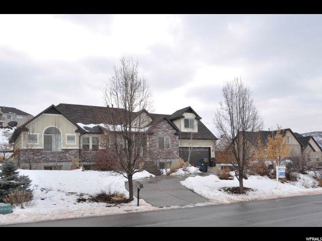 38 E Goosenest Dr, Elk Ridge, UT 84651 (#1651573) :: Red Sign Team