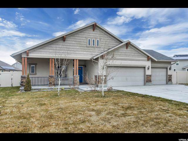 307 Brigham Rd, Stansbury Park, UT 84074 (#1651575) :: Colemere Realty Associates