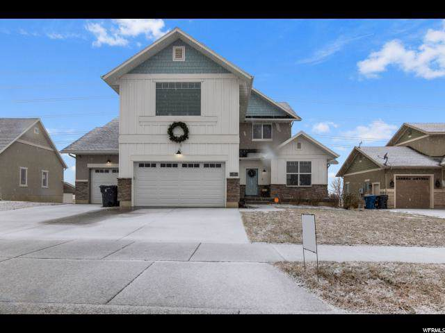 1 W Lakeview Dr, Vineyard, UT 84059 (#1651582) :: Red Sign Team