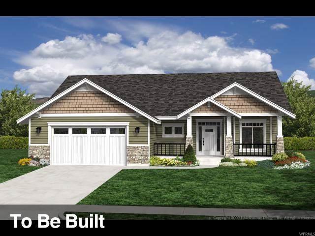 412 E Chalk Rd, Coalville, UT 84017 (#1651595) :: Big Key Real Estate
