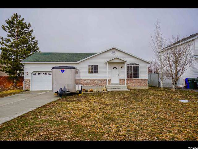 871 E 650 N N, Tooele, UT 84074 (#1651597) :: Exit Realty Success
