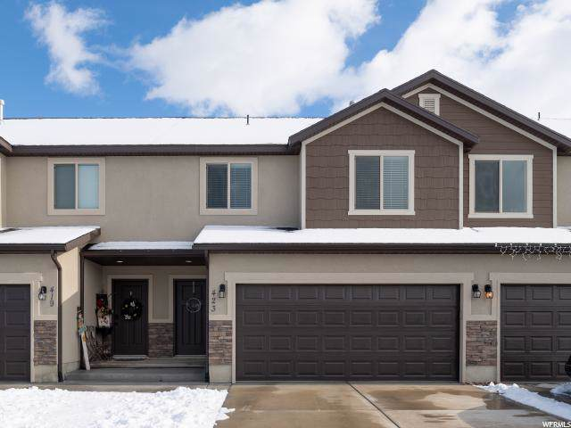 423 S Spanish Trails Blvd W 58D, Spanish Fork, UT 84660 (#1651605) :: Red Sign Team