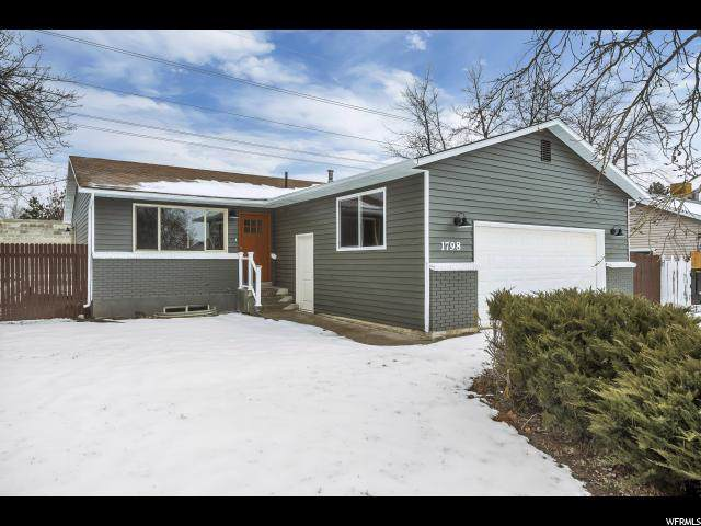 1798 E Sunrise Meadow Dr S, Sandy, UT 84093 (#1651606) :: Big Key Real Estate