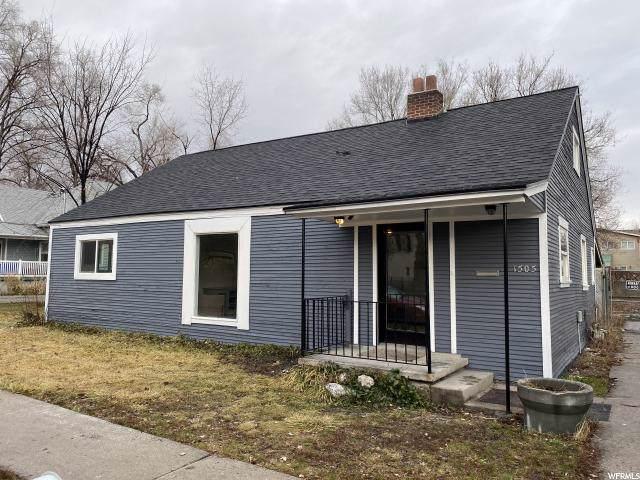 1505 S 1000 W, Salt Lake City, UT 84104 (#1651610) :: Big Key Real Estate