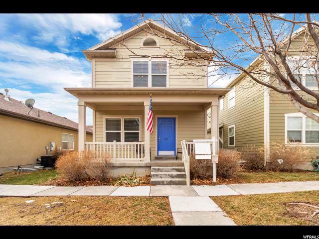 11744 S Oakmond Rd, South Jordan, UT 84009 (#1651614) :: Utah City Living Real Estate Group