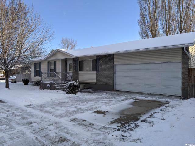 6171 S Aries Dr, Salt Lake City, UT 84118 (#1651615) :: Big Key Real Estate