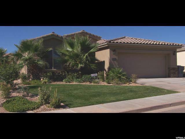 2605 W Laquinta Dr, St. George, UT 84770 (#1651631) :: Bustos Real Estate | Keller Williams Utah Realtors