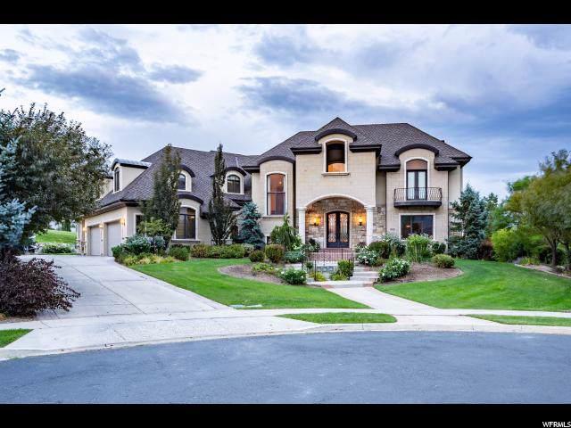 681 S Pheasant Ridge Cir, Alpine, UT 84004 (#1651635) :: Big Key Real Estate
