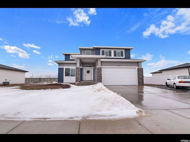 2714 E 80 S, Spanish Fork, UT 84660 (#1651644) :: Von Perry | iPro Realty Network