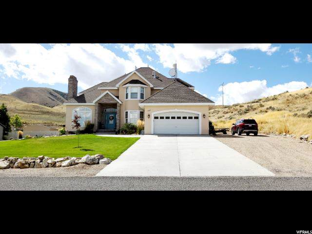 10885 N Wallace Ln, Thatcher, UT 84337 (#1651645) :: Von Perry | iPro Realty Network