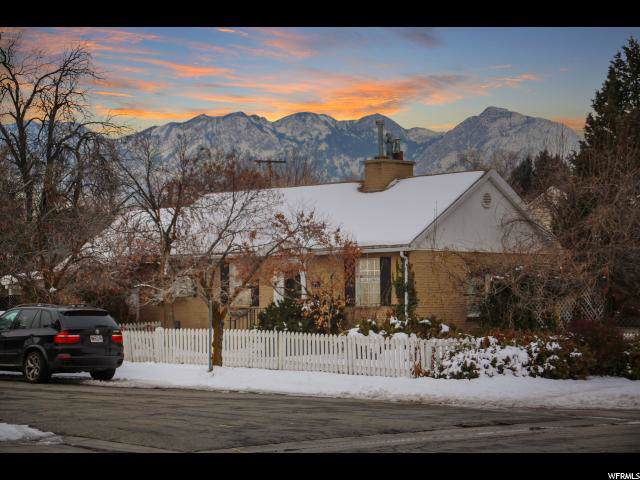 1704 E Redondo Ave S, Salt Lake City, UT 84108 (#1651650) :: Utah City Living Real Estate Group
