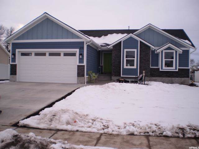 470 S 500 W #110, Tremonton, UT 84337 (MLS #1651651) :: Lawson Real Estate Team - Engel & Völkers