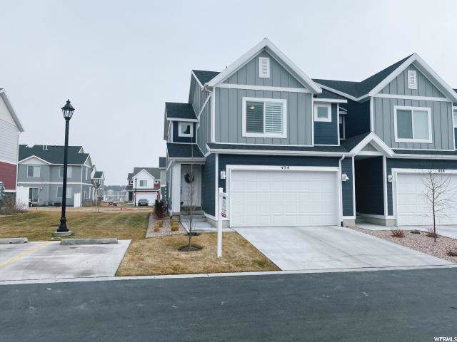 454 S Fox Chase Ln #2215, Saratoga Springs, UT 84045 (#1651652) :: Red Sign Team