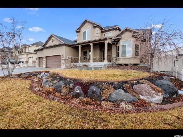 6352 Fish Lake Dr W, West Jordan, UT 84081 (#1651667) :: Utah City Living Real Estate Group