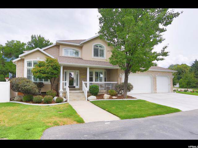 7133 S Griffiths Pl, Cottonwood Heights, UT 84121 (#1651670) :: Utah City Living Real Estate Group