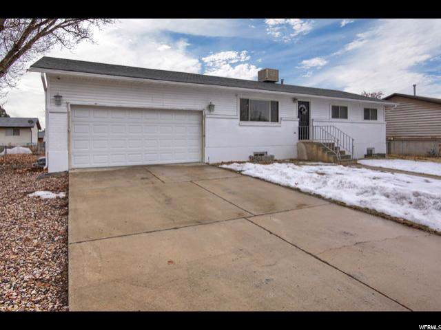 750 W 700 N, Clearfield, UT 84015 (#1651671) :: Exit Realty Success