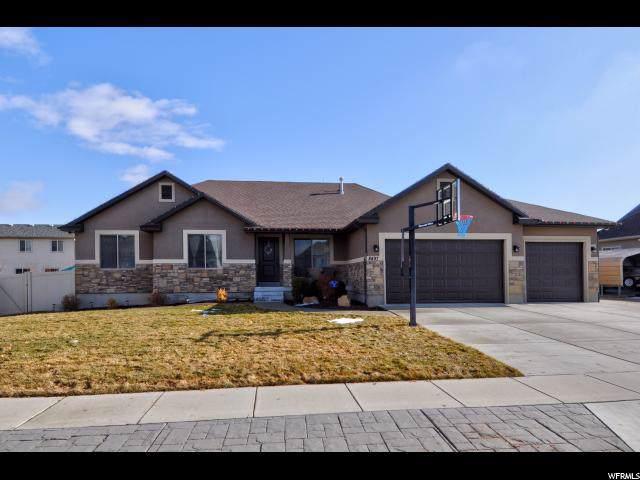 8497 S Crowsnest Dr, West Jordan, UT 84081 (#1651683) :: Utah City Living Real Estate Group