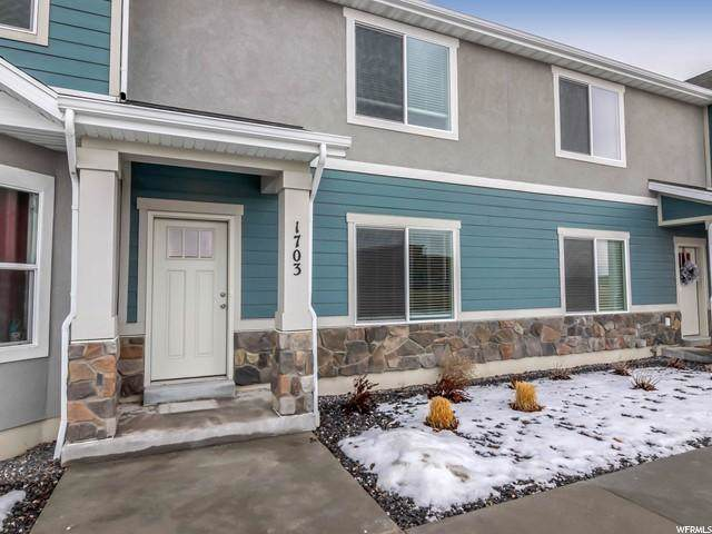 1703 E Talon Way, Eagle Mountain, UT 84005 (#1651688) :: Red Sign Team