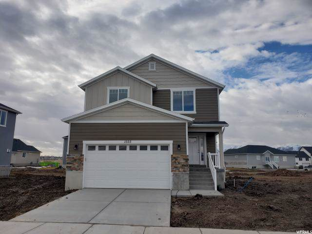 1555 N Trail Creek Dr E #208, Payson, UT 84651 (#1651693) :: Red Sign Team