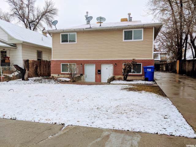 155 E Wentworth Ave, Salt Lake City, UT 84115 (#1651699) :: Colemere Realty Associates