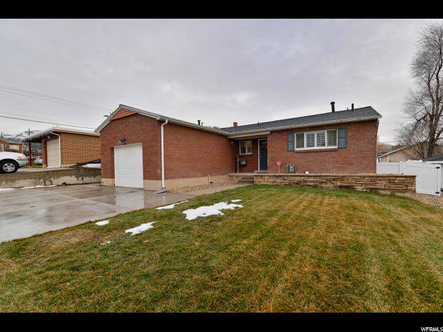 639 W 3500 S, Bountiful, UT 84010 (#1651709) :: Exit Realty Success