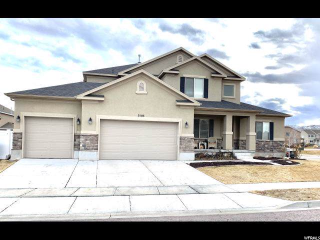 3403 W Trentino Dr, Riverton, UT 84065 (#1651711) :: Exit Realty Success