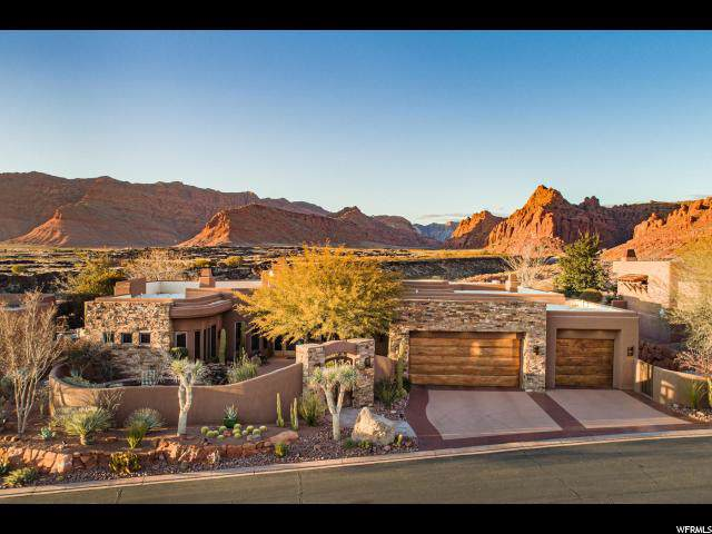 3052 N Snow Canyon Pkwy #149, St. George, UT 84770 (#1651759) :: Utah City Living Real Estate Group