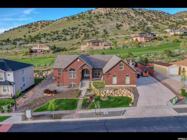 455 E Hillview Dr, Cedar City, UT 84721 (#1651765) :: Bustos Real Estate   Keller Williams Utah Realtors