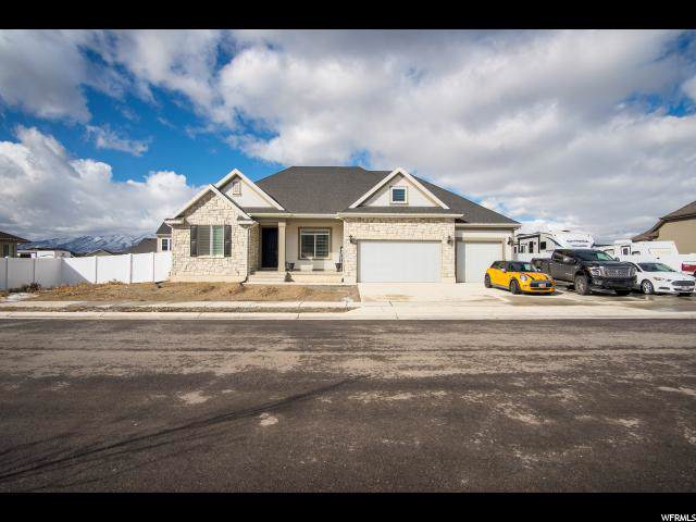 6303 N Vernon Dr, Eagle Mountain, UT 84005 (#1651772) :: Red Sign Team