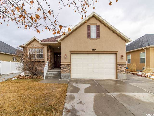 8007 S 7110 W, West Jordan, UT 84081 (#1651777) :: RE/MAX Equity