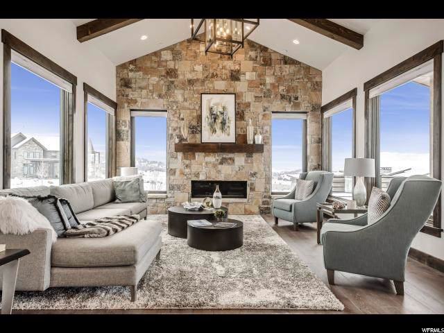 1075 N Oquirrh Mountain Dr #64, Heber City, UT 84032 (MLS #1651780) :: High Country Properties