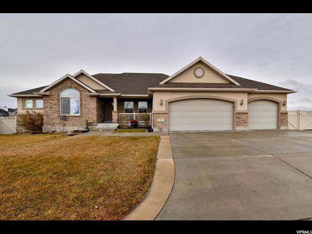 5242 W Torbay Ct, West Valley City, UT 84120 (#1651781) :: Colemere Realty Associates