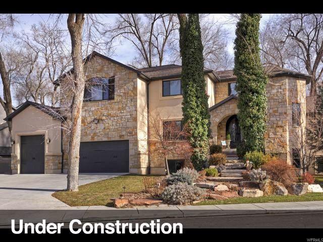 7311 S Milne Garden Cir E, Cottonwood Heights, UT 84047 (#1651782) :: Utah City Living Real Estate Group
