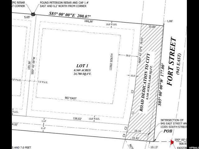 867 E Fort Cache Ct, Draper, UT 84020 (#1651807) :: goBE Realty