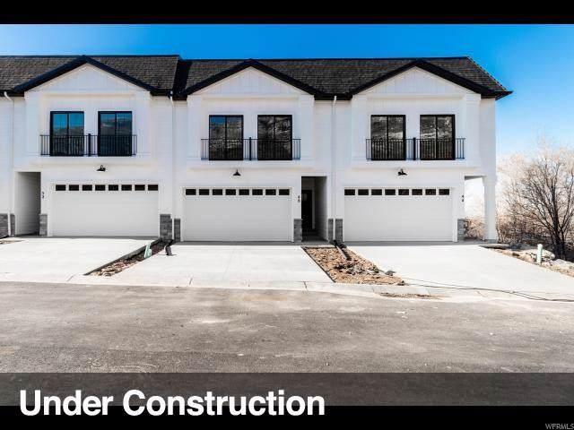 181 E Mccall Ln #5, Farmington, UT 84025 (#1651816) :: Utah City Living Real Estate Group