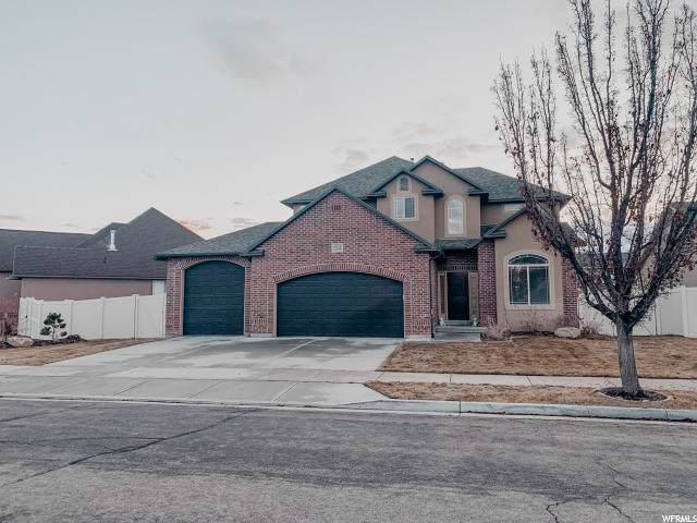 12344 S Black Foot St, Riverton, UT 84096 (#1651817) :: Utah City Living Real Estate Group
