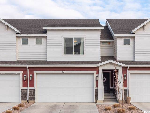 574 S Silvermoon Ln, Saratoga Springs, UT 84045 (#1651824) :: The Fields Team